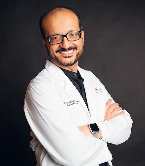 Dr. M.I. Yamani, M.D.